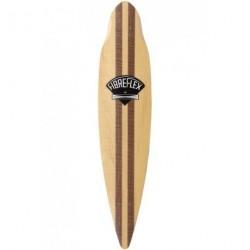 "Acheter Deck Gordon and Smith Fibreflex 38"" Pintail Wood/DarkWood"