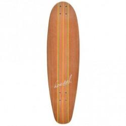 Acheter Deck Longboard Koastal Rasta 9.25'' Wood