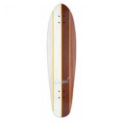 Acheter Deck Longboard Koastal Two Face 9.5'' Wood/White