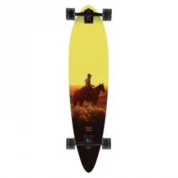 "Acheter Longboard Landyachtz Totem Sunset Kid 41"""