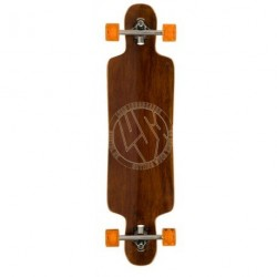 Acheter Longboard Lush Freebyrd Wood 9.75'' Wood/Orange