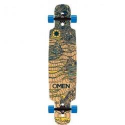 Acheter Longboard Omen Heavenly Hills 8.5'' Wood/Blue