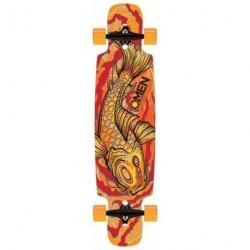 Acheter Longboard Omen Koi 9.5'' Red/Orange