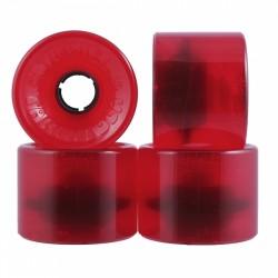 Acheter Set de roues Tunnel Tarantula 70mm/78a red