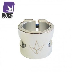 Acheter en stock chez Easyriser Double collier de serrage Blunt Twin chrome