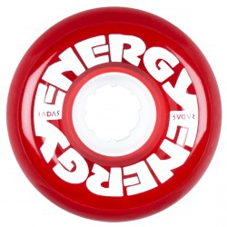 Acheter Roues Radar Energy 65mm 78a Clear Red