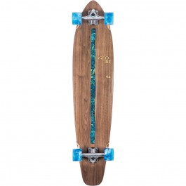 Longboard Globe Byron Bay Walnut/River 43