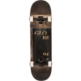 Skate Globe G2 Typhoon Black 8.5