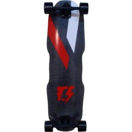 Longboard Curb Skateboard Core 34