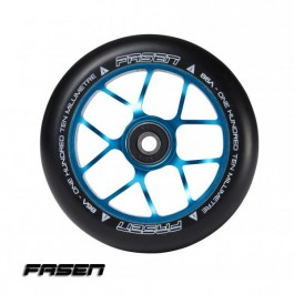 Roue Fasen Jet 110mm blue