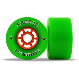 Set de roues Abec 11 flywheels 90mm