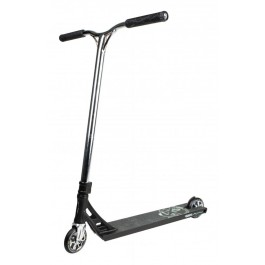 Trottinette Addict Equalizer Noir/Chrome
