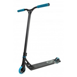 Trottinette Addict Equalizer Noir/Bleu