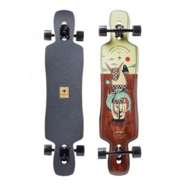 Longboard Arbor Catalyst Artist Collection 'Hablak' 41