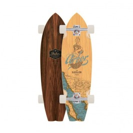 Cruiser Arbor Sizzler Groundswell Series 'Mermaid' 31