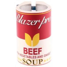 Quadruple collier de serrage Blazer soup red