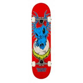 Skate Birdhouse Falcon Egg 7.75