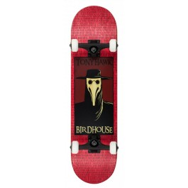 Skate Birdhouse Stage 3 Plague Doctor Red 8