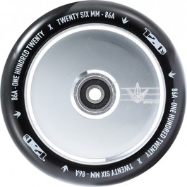 Roue Blunt 120mm Hollow core Polished
