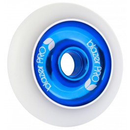 Roue Blazer Core alu 100mm white/blue