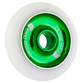 Roue Blazer Core alu 100mm white/green