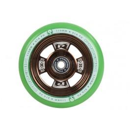 Roue Phoenix Rotor 110mm bronze