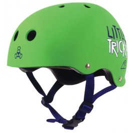 Casque Triple 8 Little Tricky Junior vert
