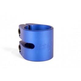 Collier de serrage Ethic DTC alu clamp bleu