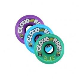 Roues Cloud Ride Slide 70mm