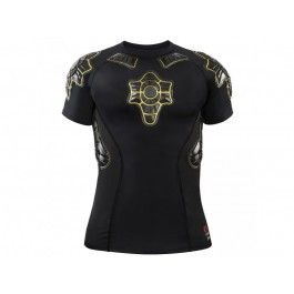 Compression Shirt G form Pro X noir jaune