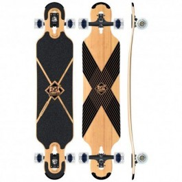 Longboard DB Longboards Compound 42 Black