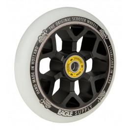 Roue Eagle Standard 6M 110mm Noir/Blanc