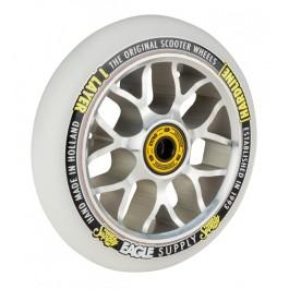 Roue Eagle Snowballs X6 110mm Argent/Blanc