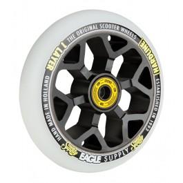 Roue Eagle Snowballs 6M 110mm Noir/Blanc