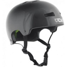 Casque TSG evolution Injected Colors flat black