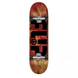 Skate Flip Peace Rouge 8.25