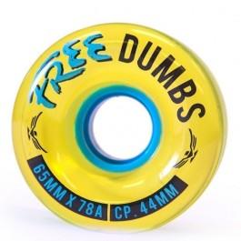 Roues Free Wheels Free Dumbs V2 65mm