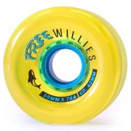 Roues Free Wheels Free Willies V2 69mm