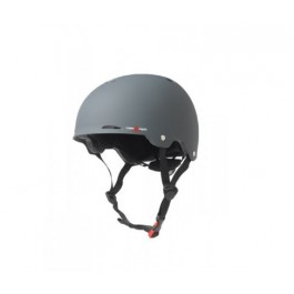 Casque Triple 8 Gotham gunmetal