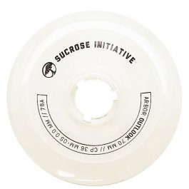 Roues Arbor Outlook 70 mm 78 A ghost white