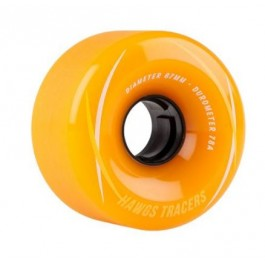 roues Hawgs Tracer 67 mm 78 a orange