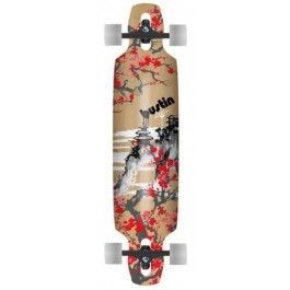Longboard Bustin Mission 36 Hana Graphic - Complete