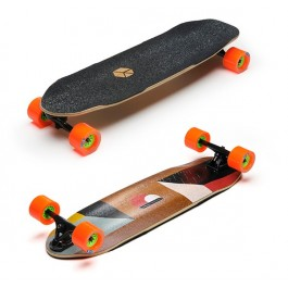 Longboard Loaded Tesseract Truncated 33