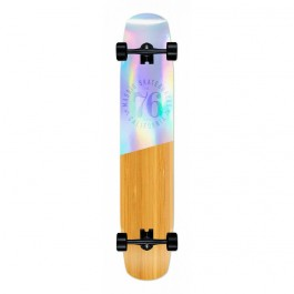 Longboard Madrid Flash Holo Foil Logo 46