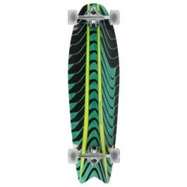 Longboard Mindless Swallow Tail vert 34