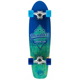 Cruiser Mindless Daily Grande II bleu