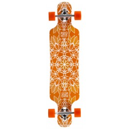 Longboard Mindless Sanke III orange 39