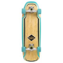 Longboard Mindless Surf Skate Bleu 30
