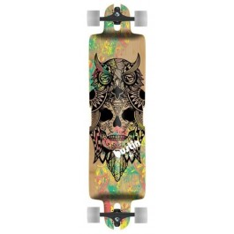Longboard Bustin Nomad Bukhal Graphic - Complete