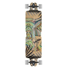 Longboard Bustin Nomad ZO Graphic - Complete